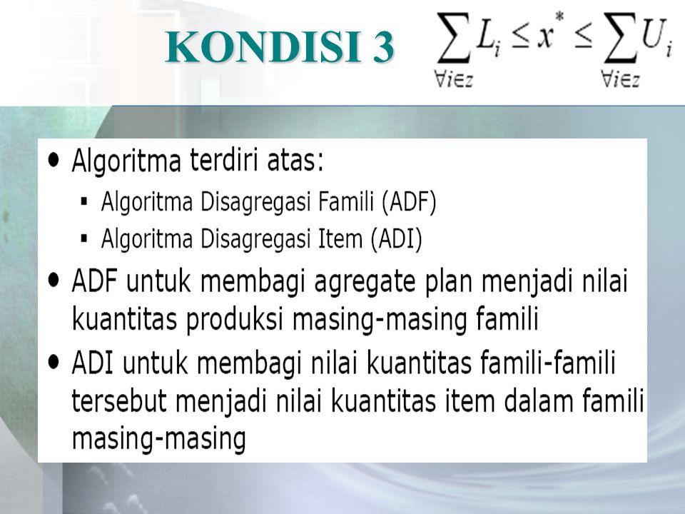 KONDISI 3