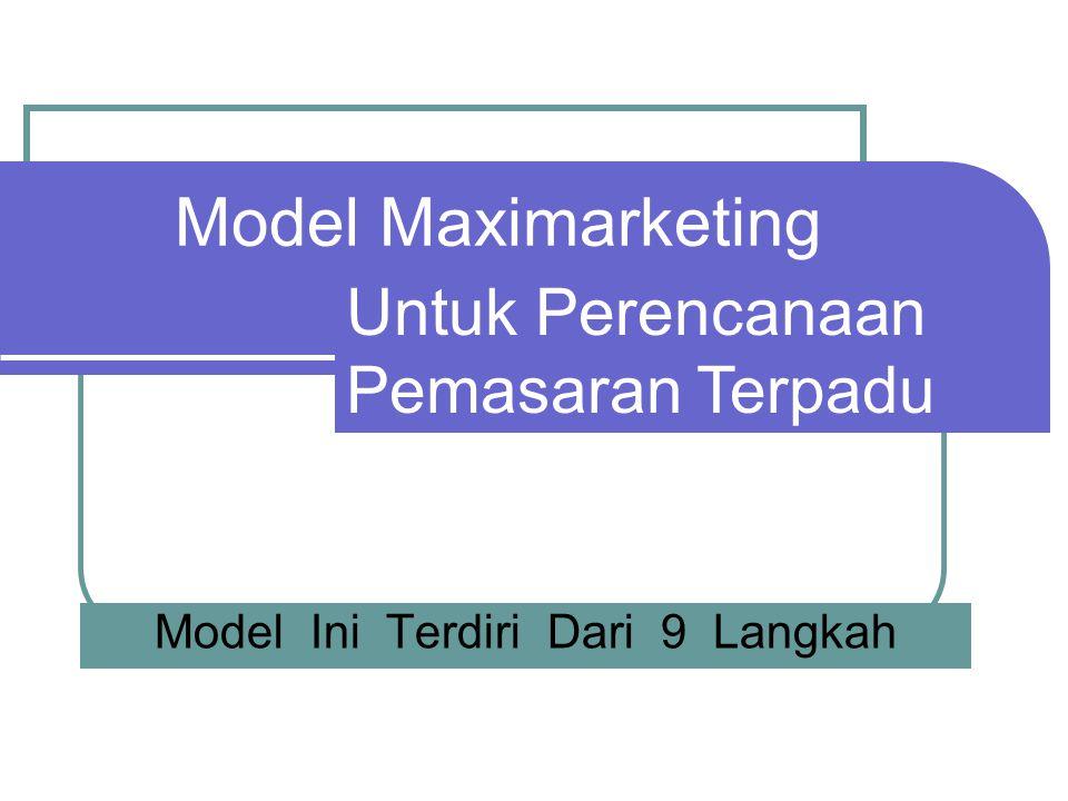Model Ini Terdiri Dari 9 Langkah