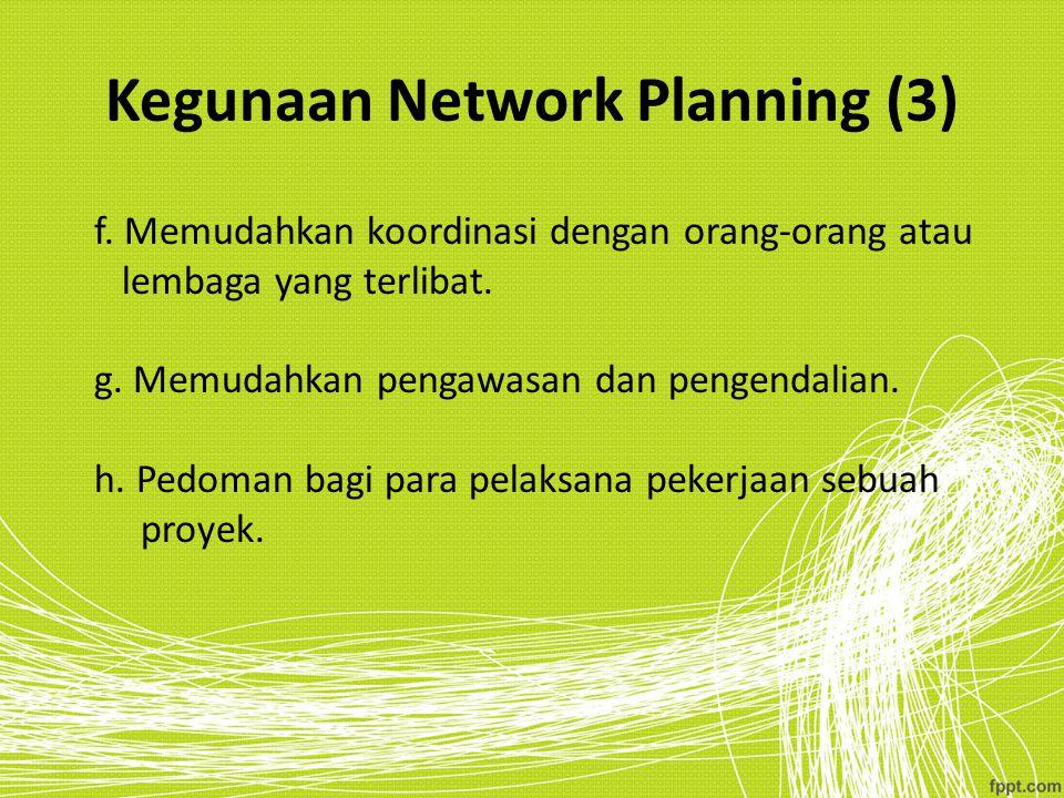 Kegunaan Network Planning (3)