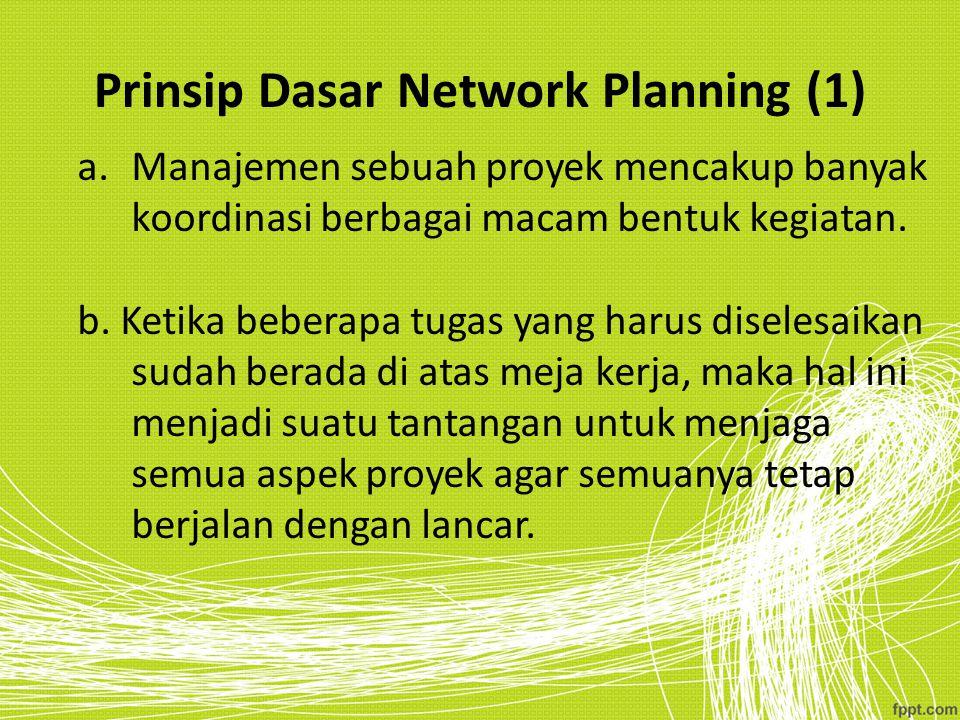 Prinsip Dasar Network Planning (1)