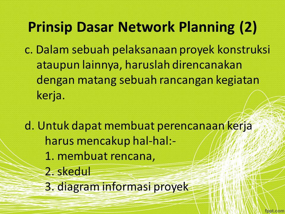 Prinsip Dasar Network Planning (2)