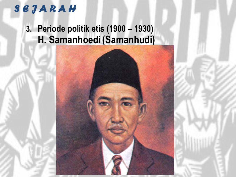 H. Samanhoedi (Samanhudi)