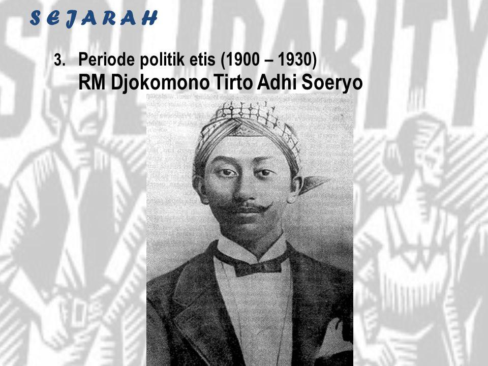 RM Djokomono Tirto Adhi Soeryo