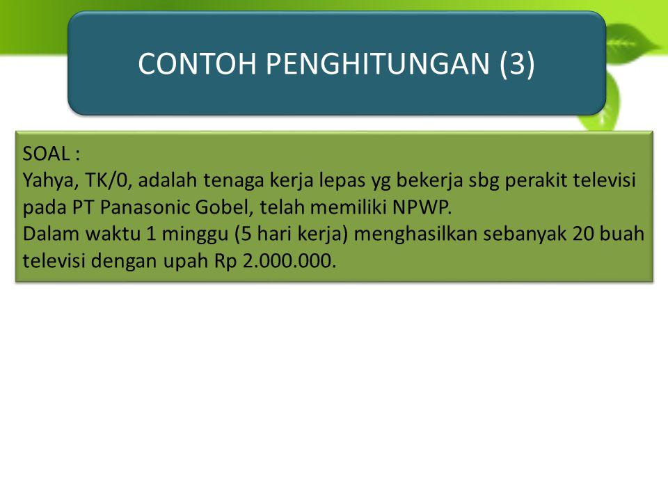CONTOH PENGHITUNGAN (3)
