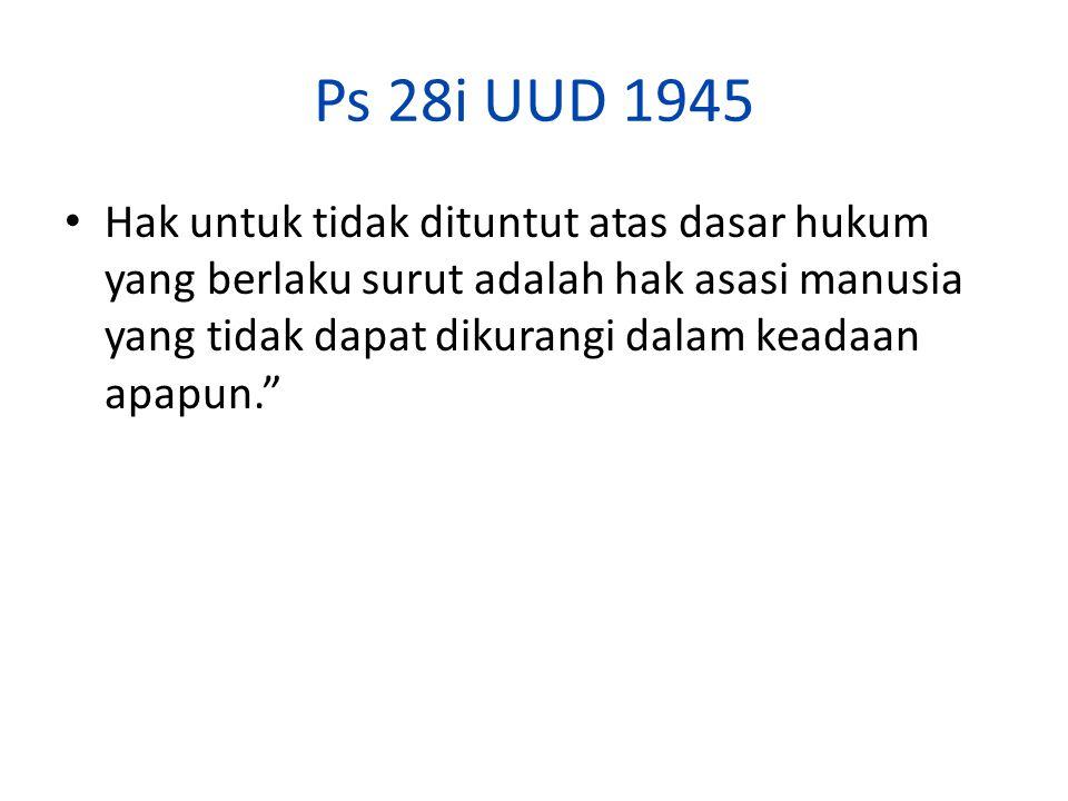 Ps 28i UUD 1945