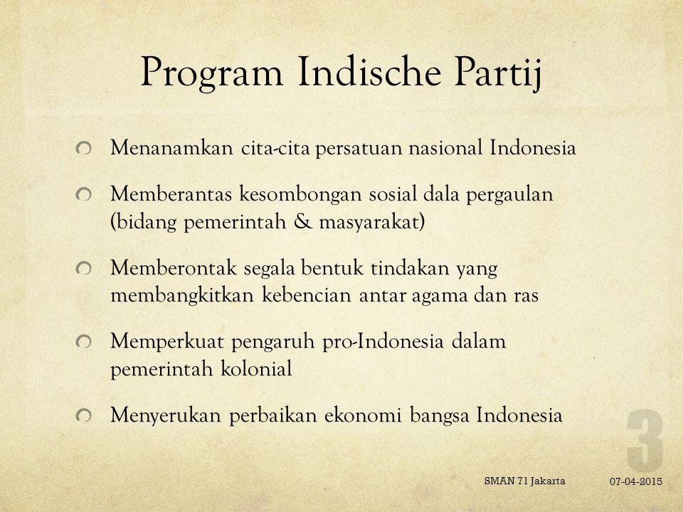 Program Indische Partij