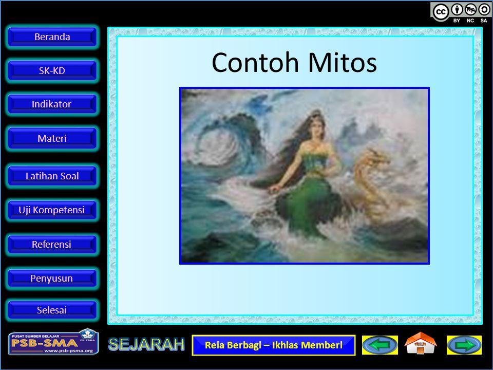 Contoh Mitos