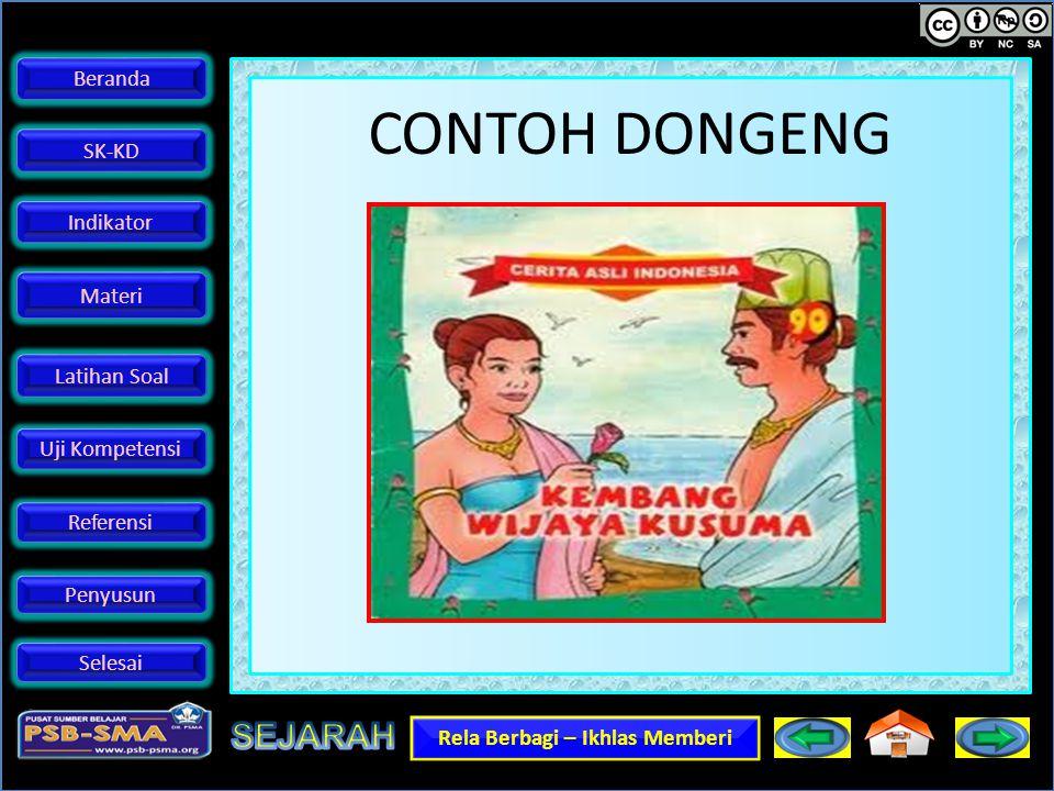 CONTOH DONGENG
