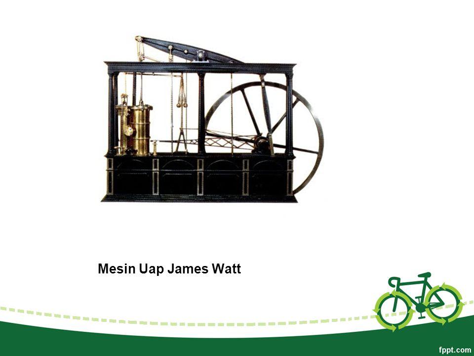 Mesin Uap James Watt
