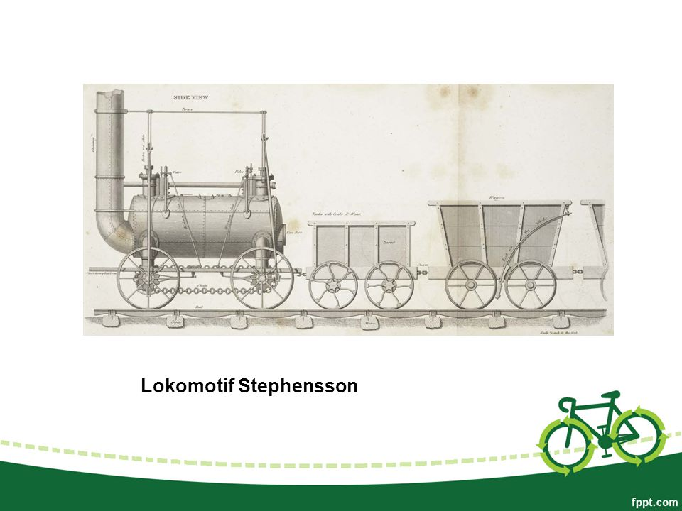 Lokomotif Stephensson