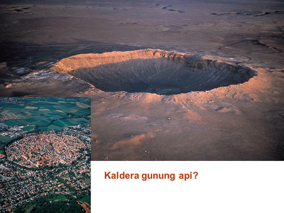 Kaldera gunung api