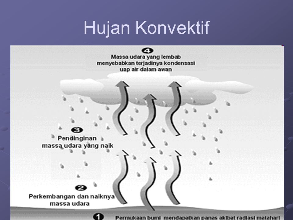 Hujan Konvektif