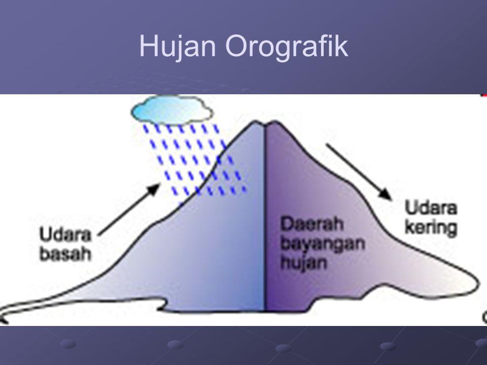 Hujan Orografik
