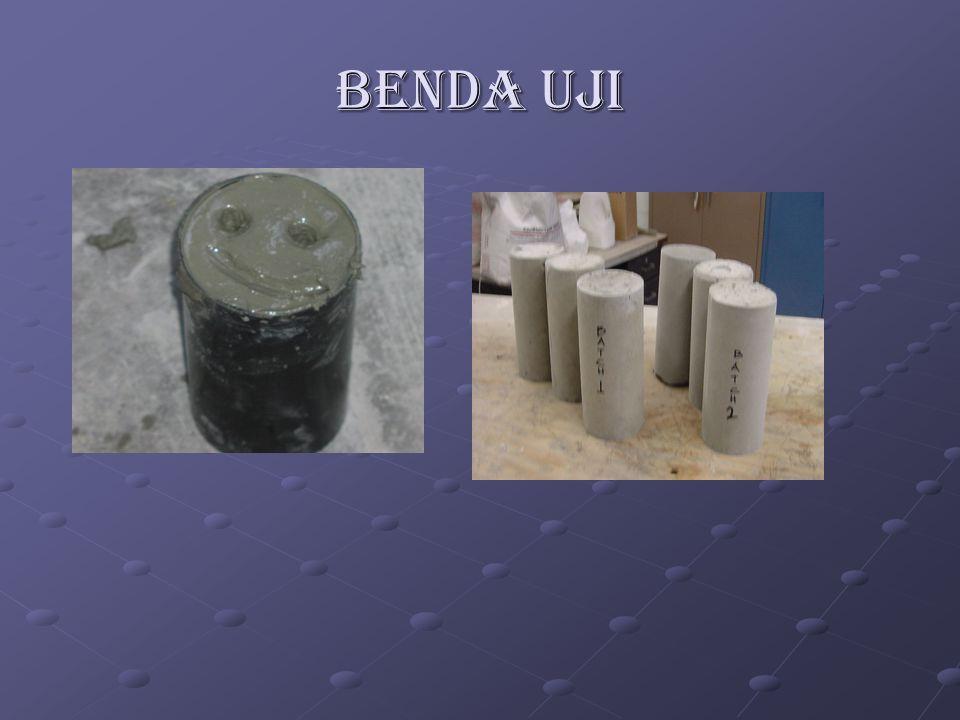 BENDA UJI