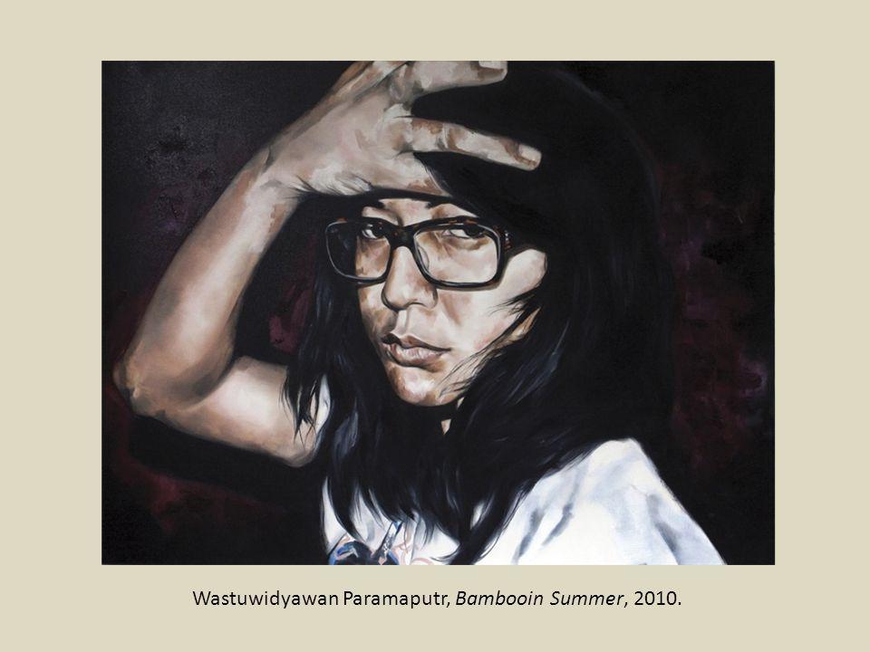 Wastuwidyawan Paramaputr, Bambooin Summer, 2010.