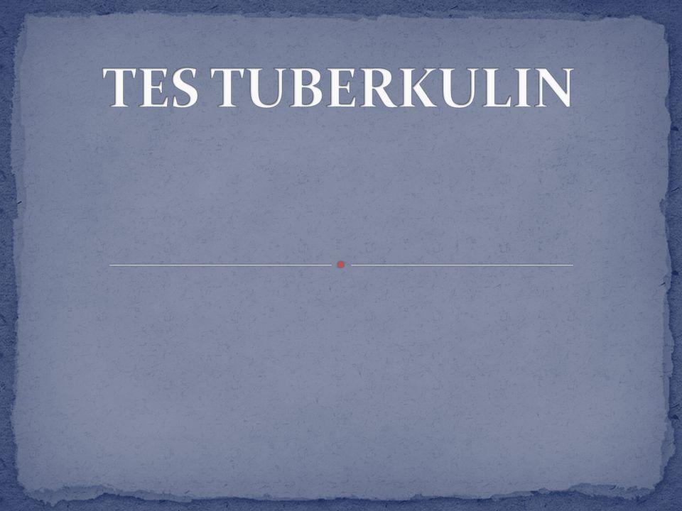 TES TUBERKULIN