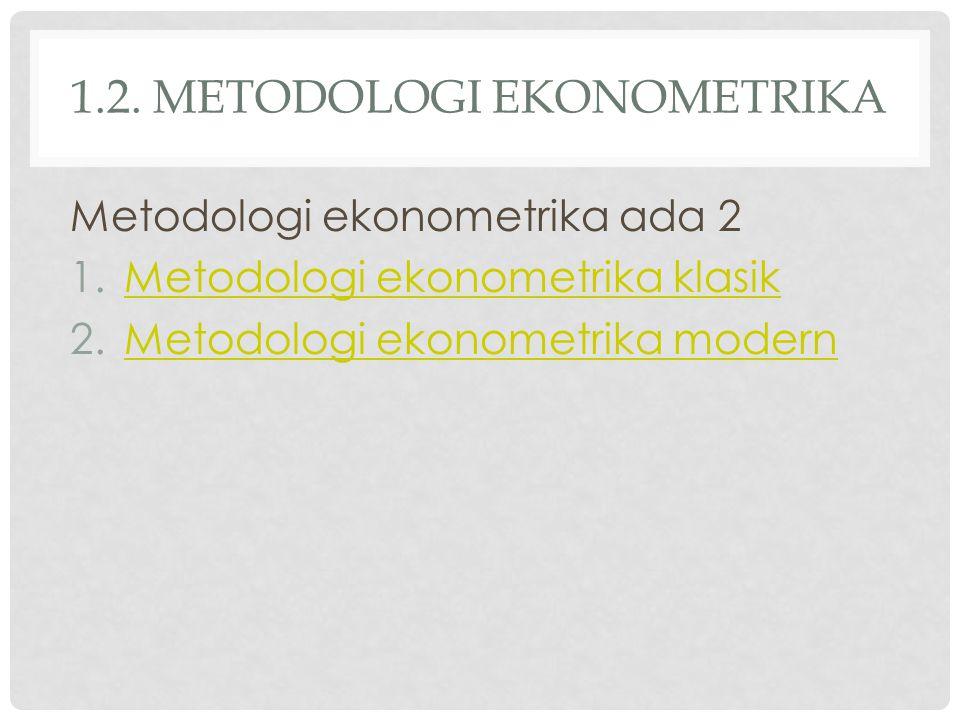 1.2. metodologi ekonometrika