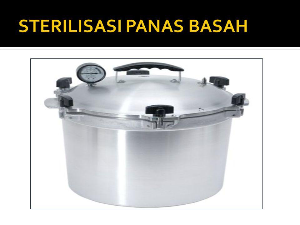 STERILISASI PANAS BASAH