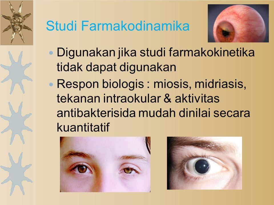 Studi Farmakodinamika
