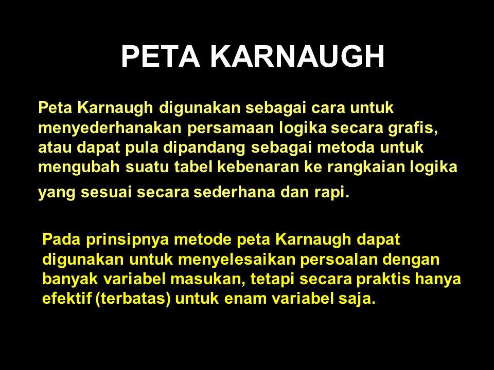 PETA KARNAUGH