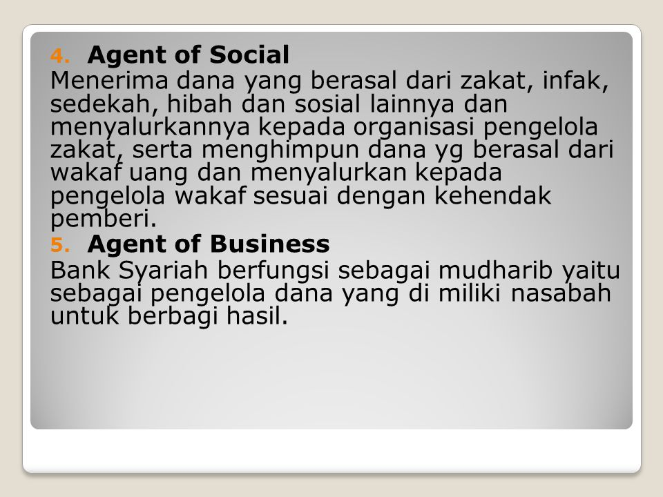 Agent of Social