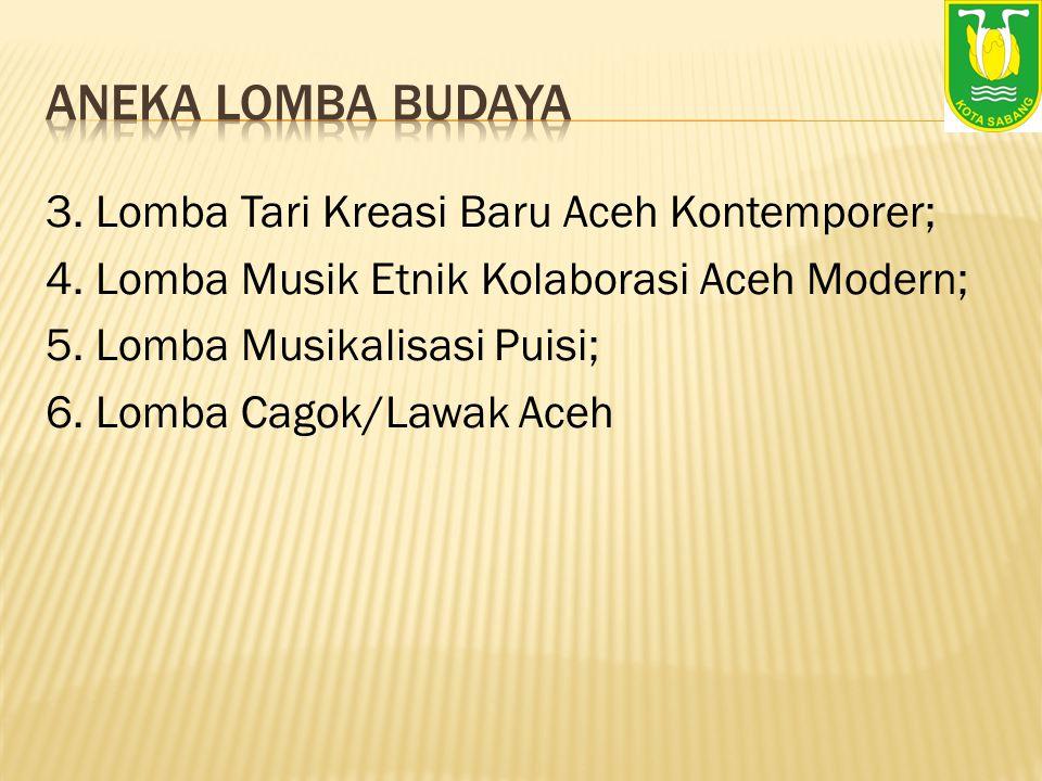 Aneka Lomba Budaya