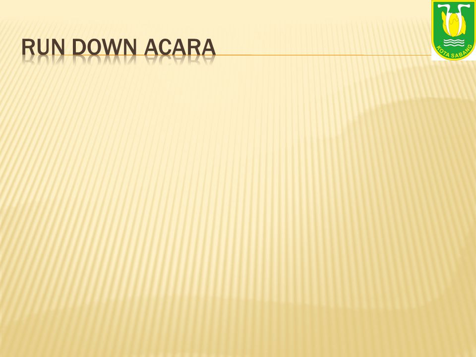 Run down ACARA