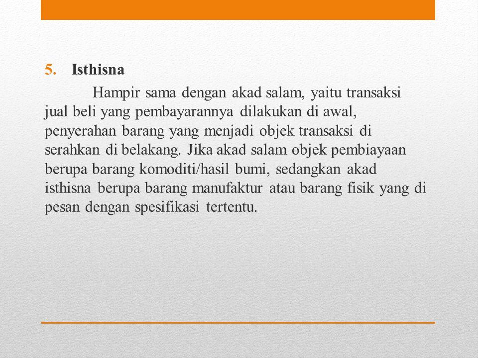 Isthisna