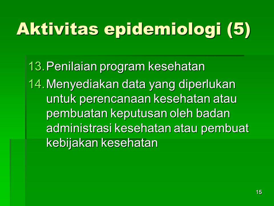 Aktivitas epidemiologi (5)