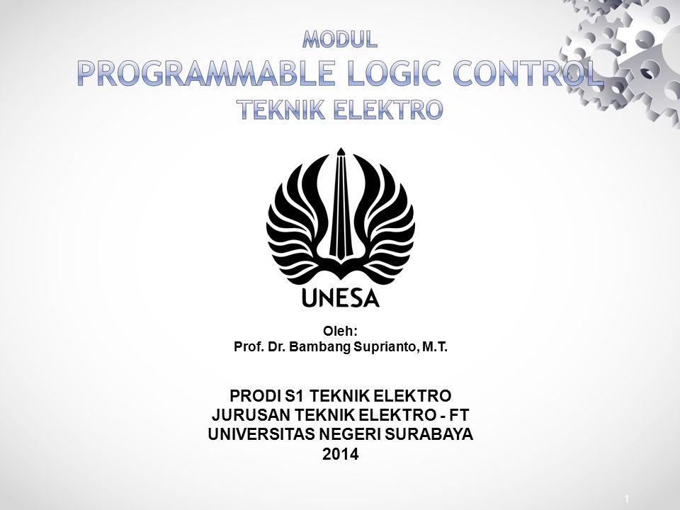 JURUSAN TEKNIK ELEKTRO - FT UNIVERSITAS NEGERI SURABAYA 2014