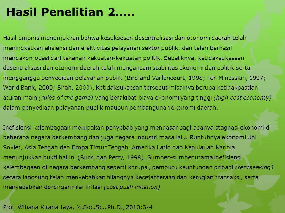 Hasil Penelitian 2…..