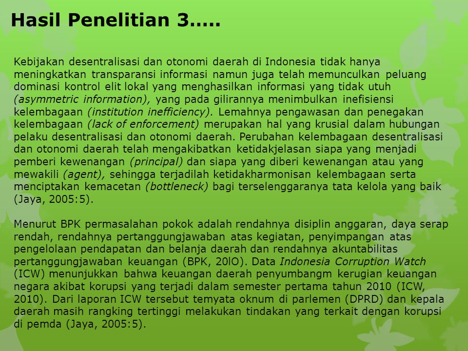Hasil Penelitian 3…..