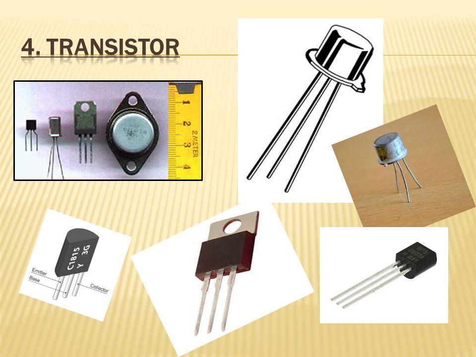 4. Transistor