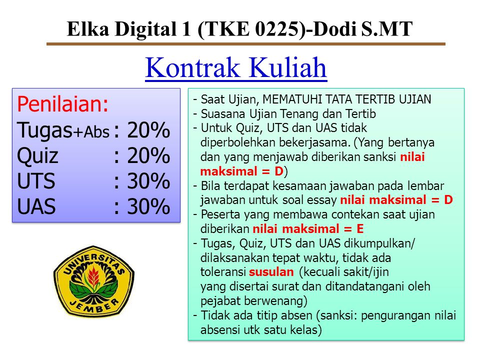 Elka Digital 1 (TKE 0225)-Dodi S.MT