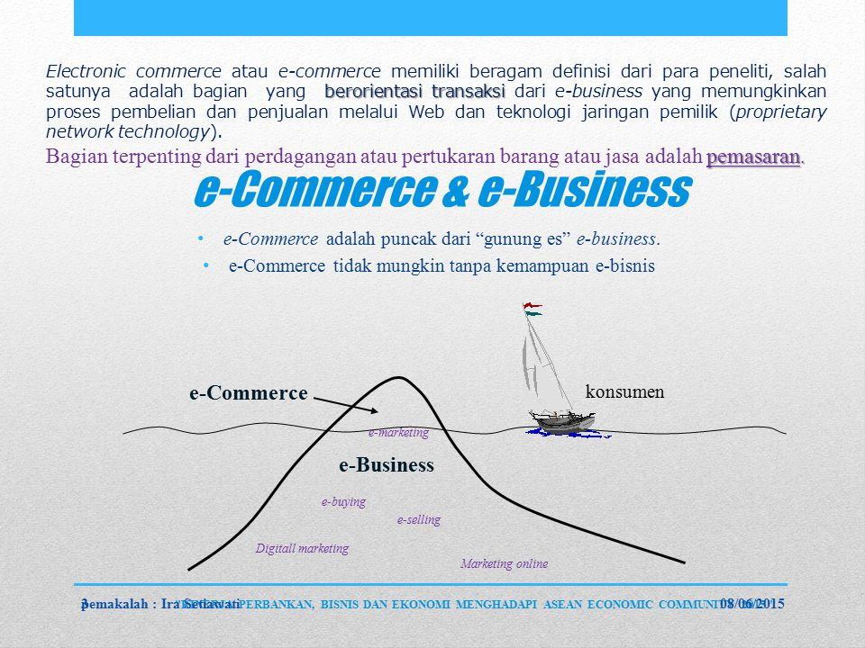 e-Commerce & e-Business