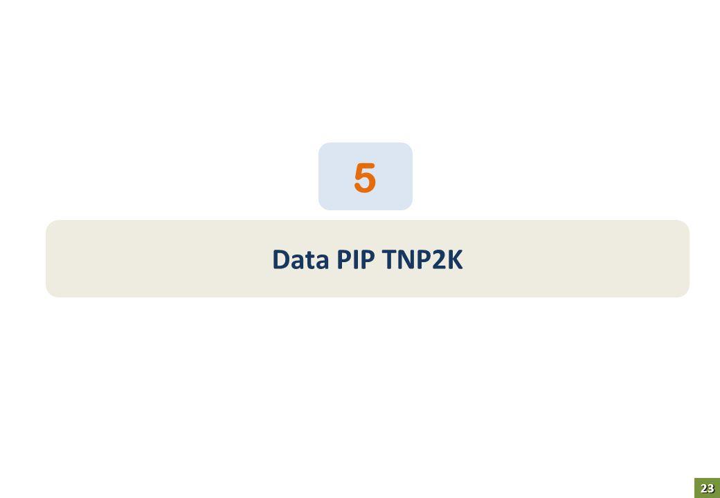 5 Data PIP TNP2K 23