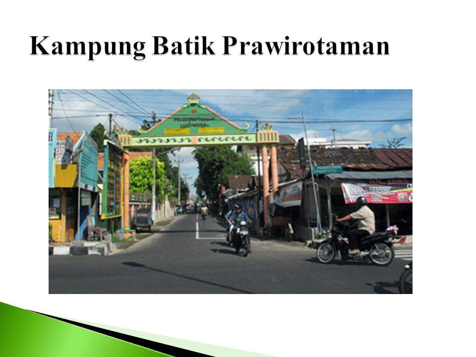 Kampung Batik Prawirotaman