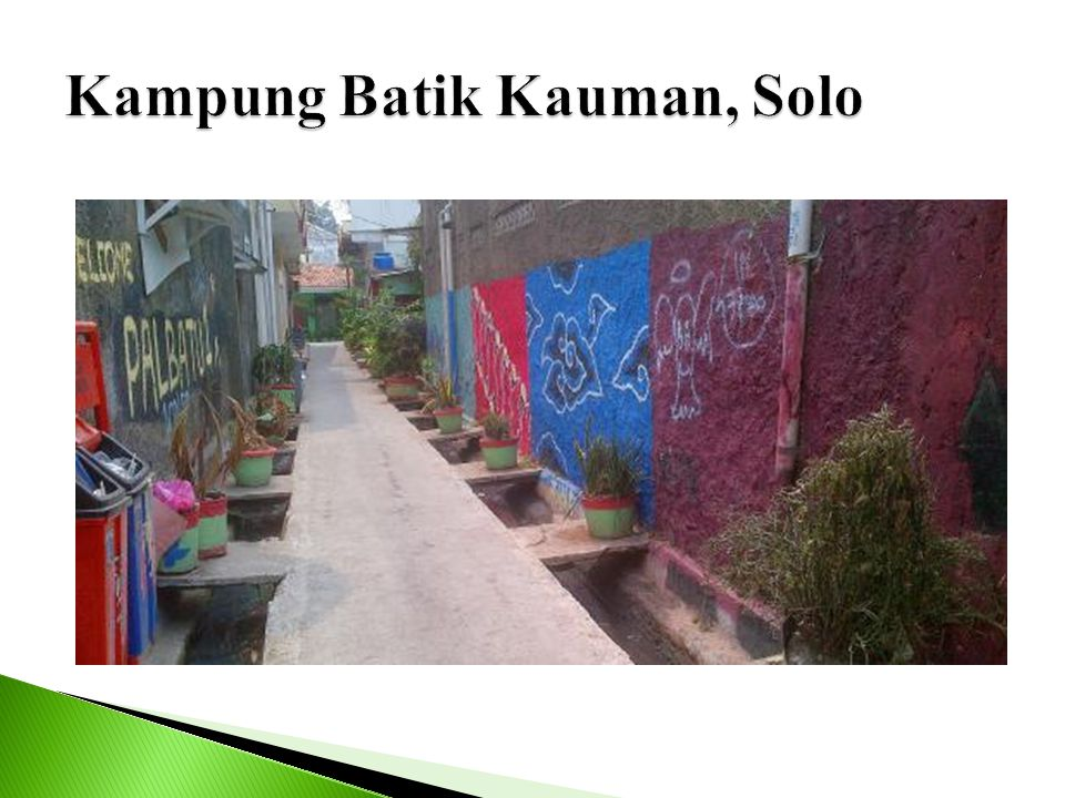 Kampung Batik Kauman, Solo