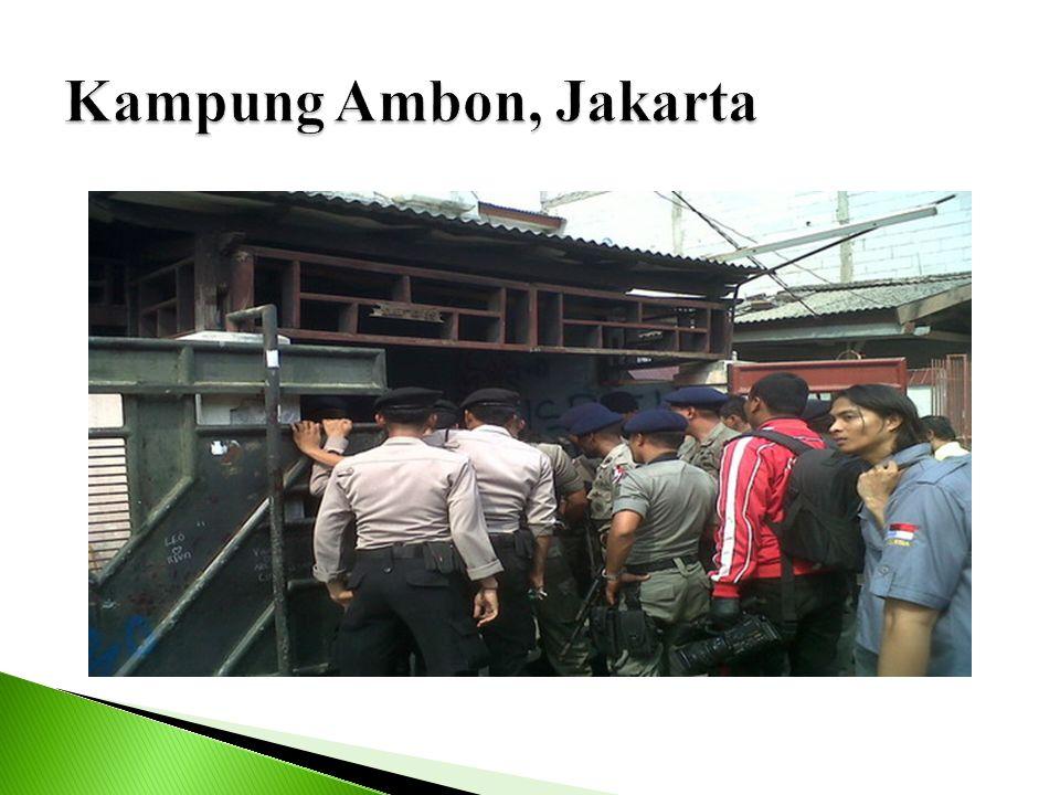 Kampung Ambon, Jakarta