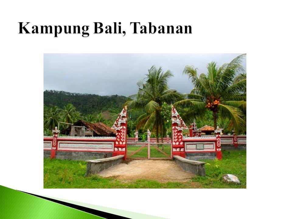 Kampung Bali, Tabanan