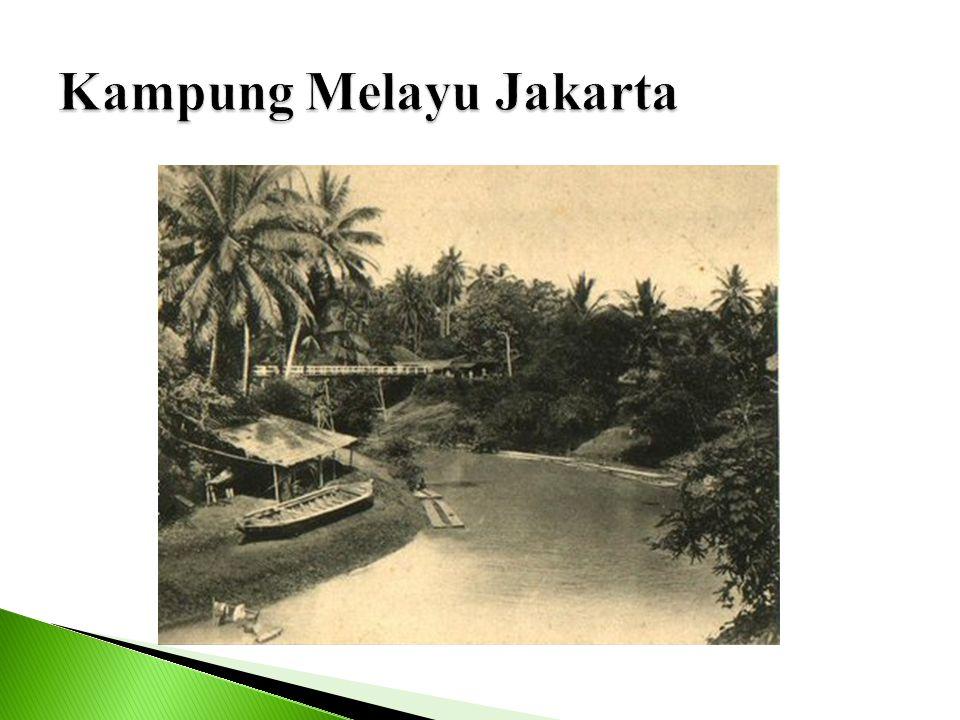 Kampung Melayu Jakarta