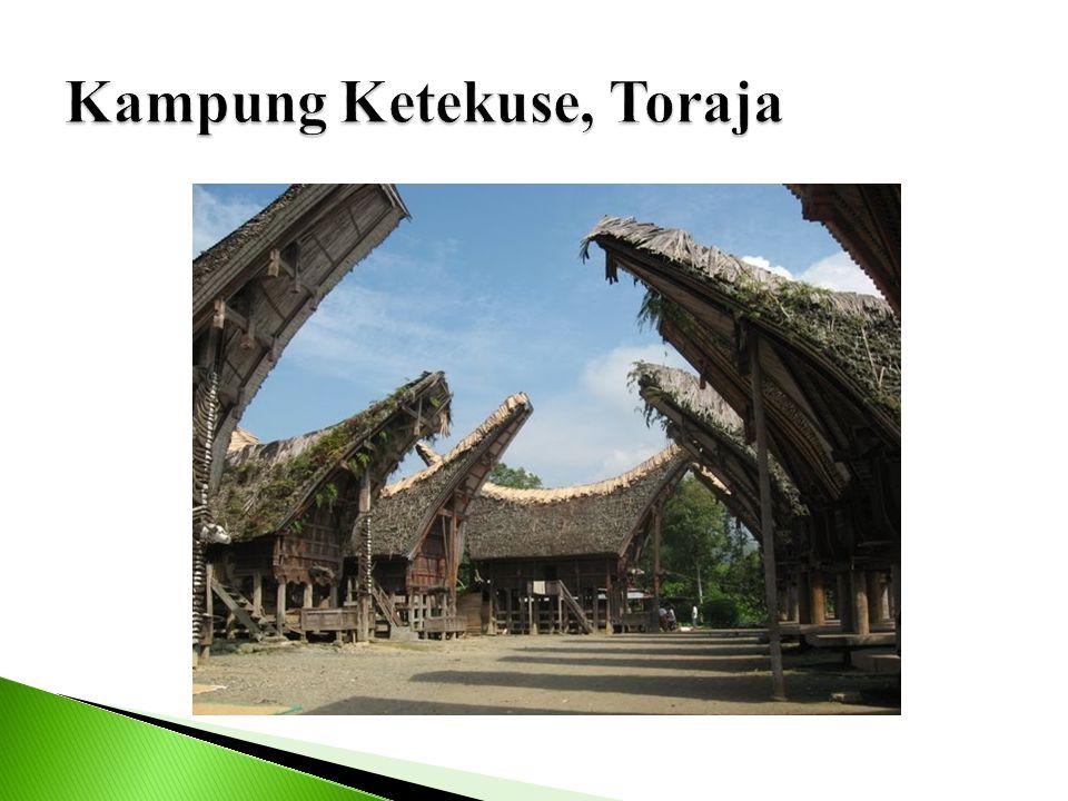 Kampung Ketekuse, Toraja
