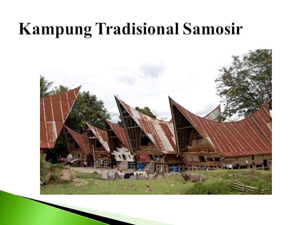 Kampung Tradisional Samosir