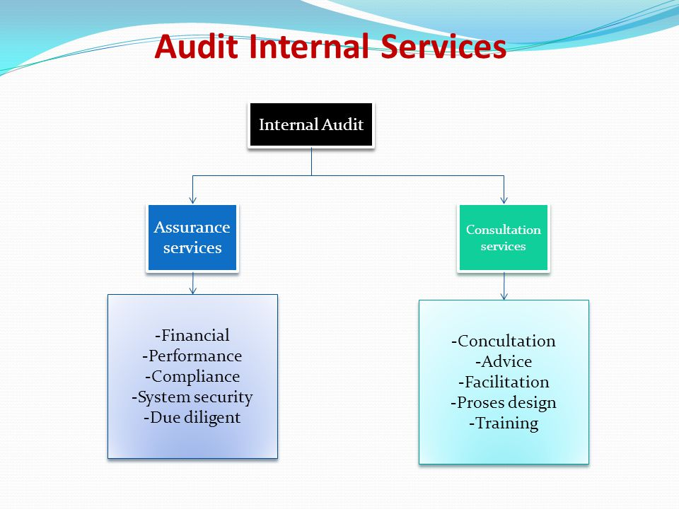 Audit Internal Services