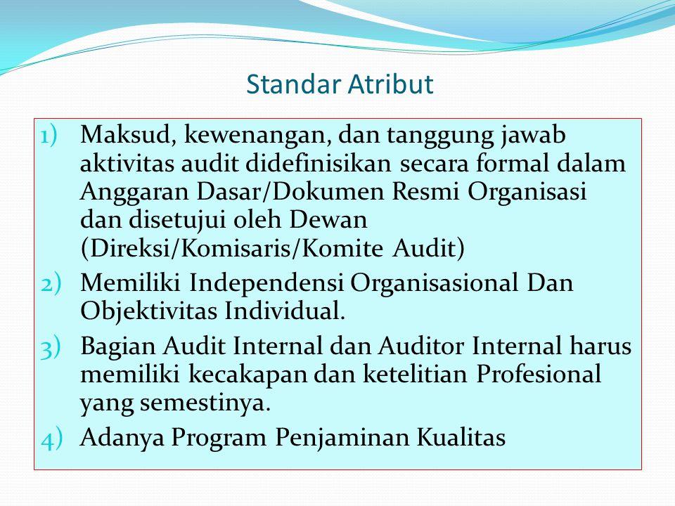 Standar Atribut