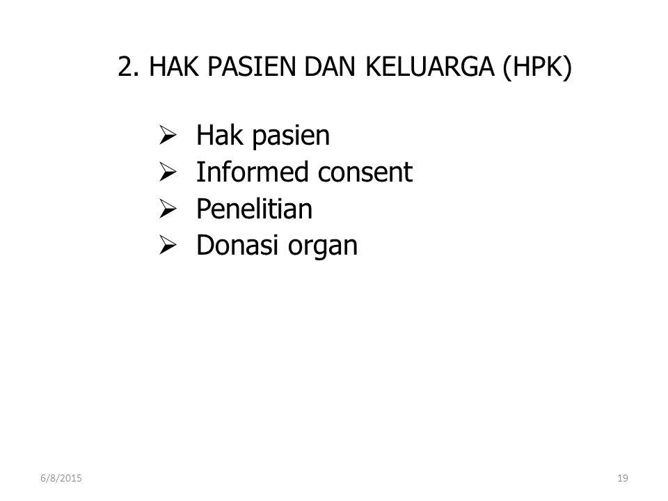 2. HAK PASIEN DAN KELUARGA (HPK)