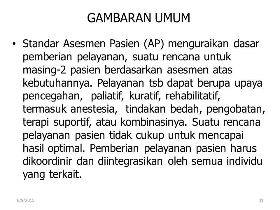 GAMBARAN UMUM