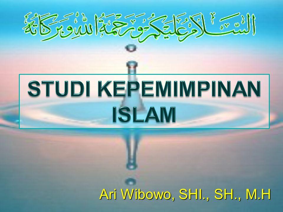 STUDI KEPEMIMPINAN ISLAM