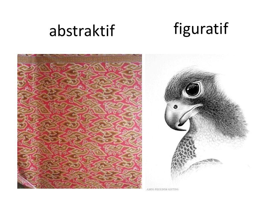figuratif abstraktif