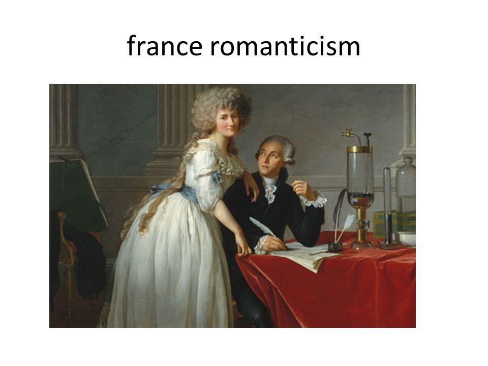 france romanticism